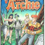 Afterlife With Archie #11 Cover Art